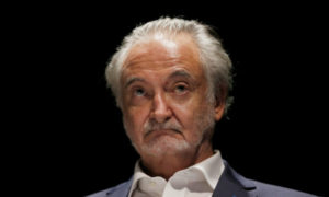 photo of Jacques Attali